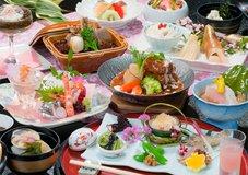 春の旬の食材を使ったお料理 イメージ
