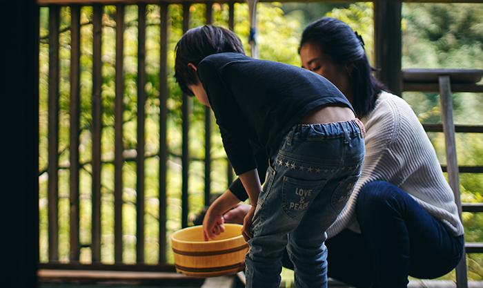 美肌効果もある明礬泉を、いつでも好きな時間に好きなだけ満喫いただけます。