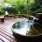【露天風呂付客室】好きな時に好きなだけ入浴できる贅沢なひと時。/霧水木(きりみずき)のお部屋