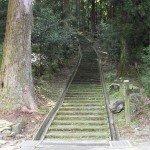【観光】七不思議の亀石と風穴を見に霧島神宮旧参道へ