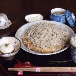 古式蕎麦Bセット