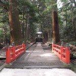 【狭野神社】本殿への参道