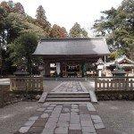 【狭野神社】本殿